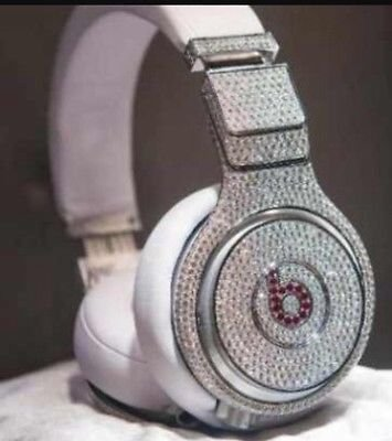 Beats Over Ear Headphone Swarovski Elements