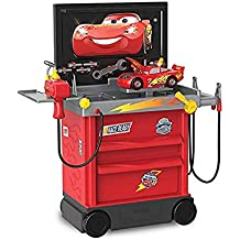 CARS 3 Service Station, Red