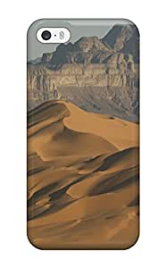 Discount Iphone 5/5s Case Slim [ultra Fit] Soft Sand Dunes Protective Case Cover
