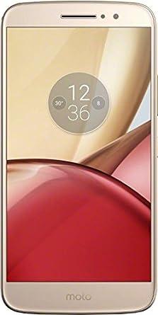 Motorola Moto M  Gold, 64  GB   4  GB RAM  Smartphones