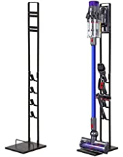 Tolhoom Storage-Stand-Dock-Dockings-Station-for Dyson V11 V10 V8 V7 V6 Cordless Stick Vacuum Cleaner, Stable Metal Storage Bracket Organizer Rack