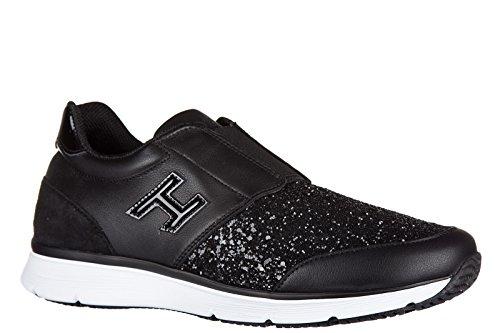 Hogan Damenschuhe Turnschuhe Damen Leder Schuhe Sneakers h254 traditional 2015 m