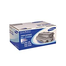 Samsung ML-2150, 2151N, 2152W Toner Cartridge (8,000 Yield), Part Number ML-2...