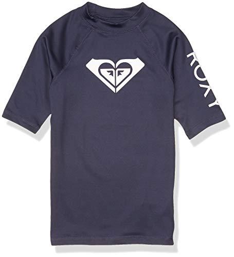 Roxy Girls Whole Hearted Short Sleeve UPF 50