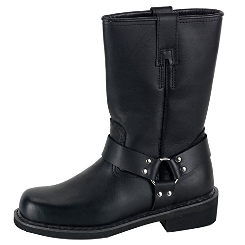 Stiefel Harness Boot