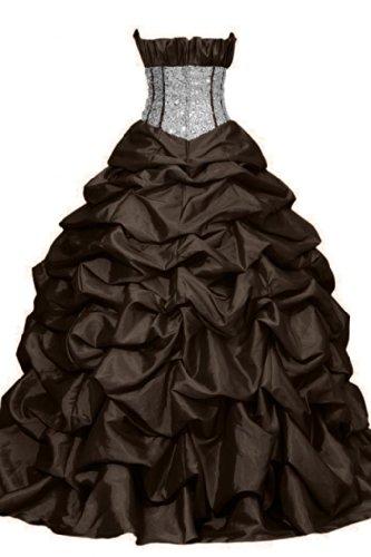 Donna Sunvary Sunvary Vestito Vestito Donna Cioccolato wvIBUFO