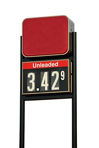 Oil Gasoline Prices (LAMINATED 24x36 inches Poster: Gas Fuel Price Sign Symbol Gas Station Oil Gasoline Industry Petrol Energy Power Petroleum Pump Station Transportation Tank Transport Car Service Diesel Automobile)