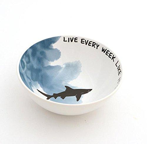 Shark Week Bowl
