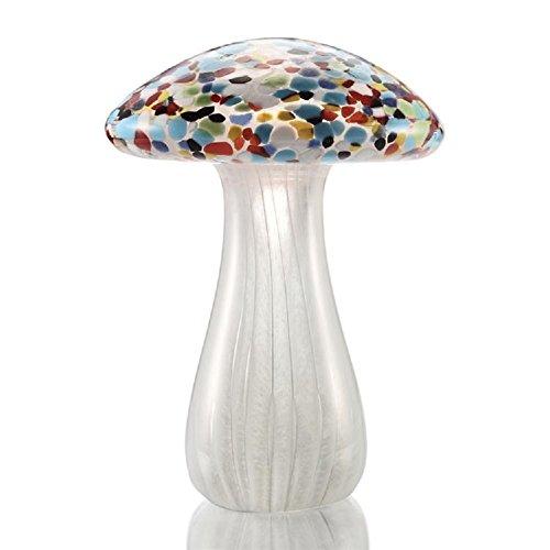 SPI Home Art Glass Rainbow (Rainbow Mushroom)