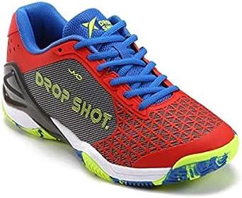 DROP SHOT Conqueror Tech Red Zapatillas, Hombre: Amazon.es: Ropa y accesorios