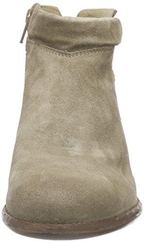 Grün Vert Femme Desert Bottes avorio Manas Kaki Courtes Doublure Carolina Froide w0nZq8