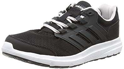 adidas WoMen's Galaxy 4 Shoes, Core Black/Carbon/Ice Purple, 10 US (10 AU)