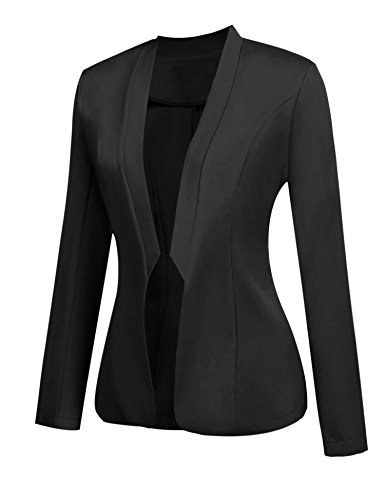 Beyove-Womens-Casual-Office-Jacket-Solid-Color-Long-Sleeve-Open-Front-Bussiness-Work-Blazer