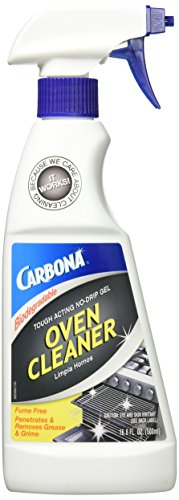 Delta Carbona Biodegradable Oven Cleaner 168 Fluid Ounce