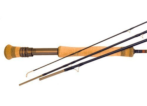"""Temple Fork Outfitters The Clouser 8wt 8'9"""" 4pc Fly Rod by Temple fork outfitters"""