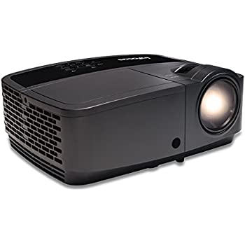 InFocus Corporation IN114a XGA DLP Projector, HDMI, 3200 Lumens, 15000:1 Contrast Ratio, 3D