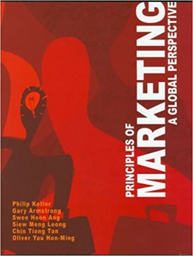 Principles Of Marketing Book By Philip Kotler