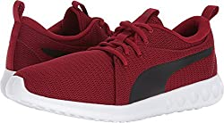Puma Men's Carson 2 Sneaker, Red Dahlia Black, 12 M Us
