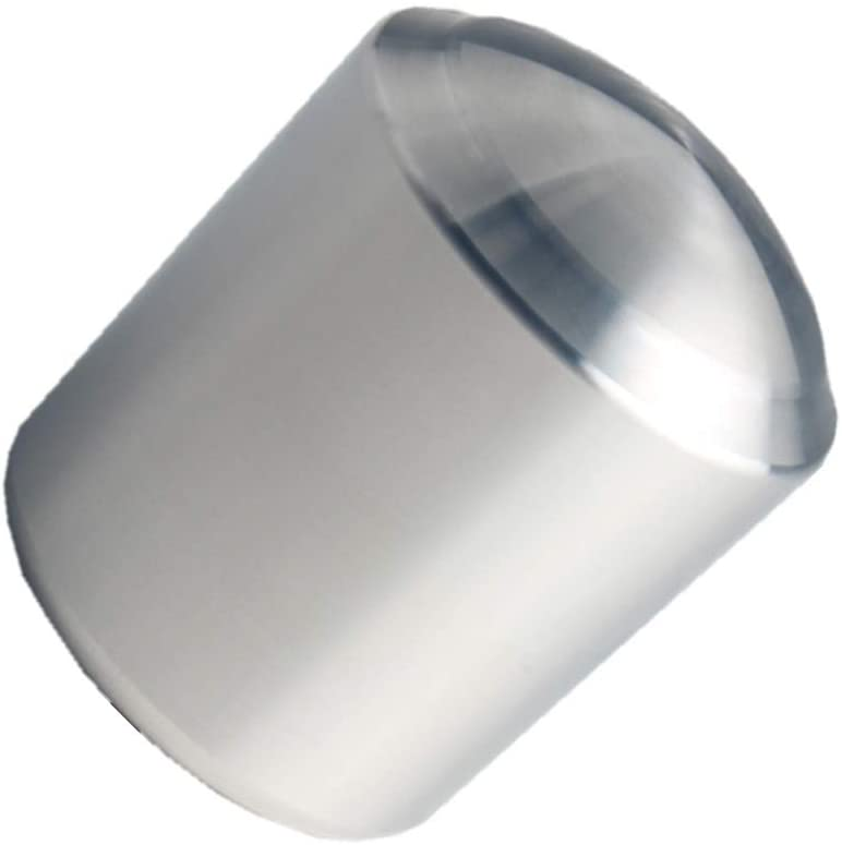 Dewhel Stainless Steel 1.29LB Heavy Weighted Manual Shifter Gear Shift Knob M10X1.25