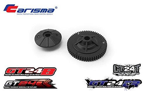 59t Spur - CARISMA GT24 Option Part - GT24B Spur Gear 59T(15451)