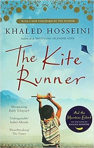 The Kite Runner: Amazon.co.uk: Hosseini, Khaled: 9781408824856: Books