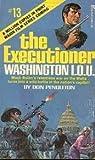 Washington I. O. U., Don Pendleton, 0523418558