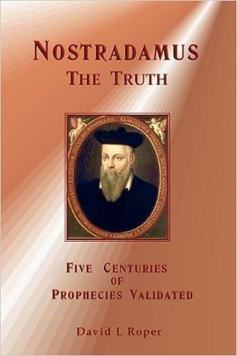 Book Nostradamus the Truth