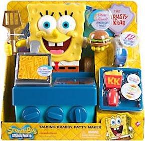 Spongebob Krabby Patty Maker