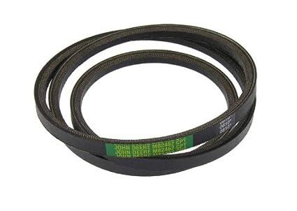 Amazon.com: John Deere - Equipo Original - V-Belt # M82462 ...