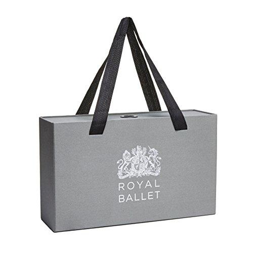 Scarpe amp; Bianco Cocorose Donna Nero Ballerine Royal Pieghevoli Alice Awwvq16Tn