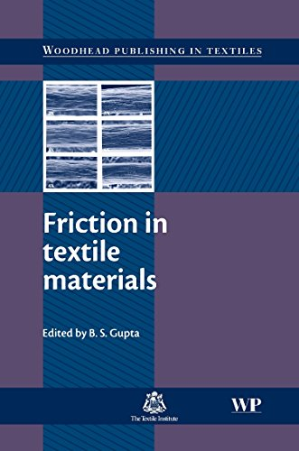 (Friction in Textile Materials (Woodhead Publishing Series in Textiles))