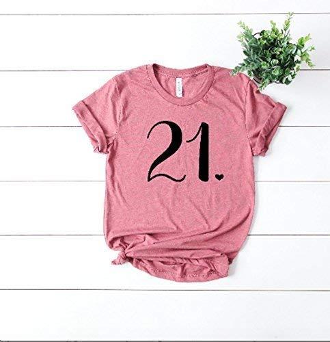 21st Birthday Girl Outfits (21st Birthday Shirt - Twenty First Bday Party - Finally Legal - Bday Outfit - Vegas Birthday Girl Shirt - Cute Womens)
