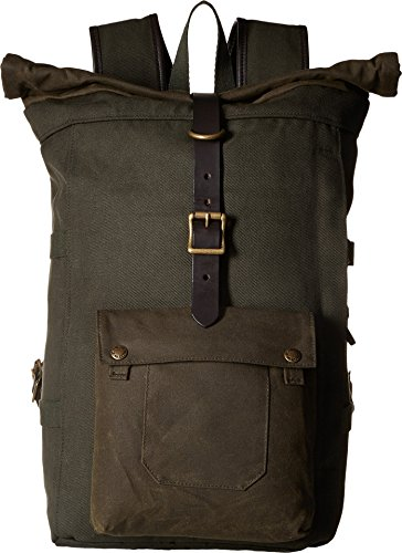 Filson Unisex Roll Top Backpack Otter Green One Size