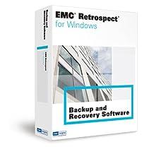 Emc Retrospect 7.5 Single Svr Windows Us#j42134