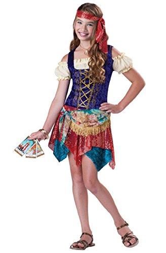 Gypsy's Spell Tween Halloween Costume - Gypsy Costumes For Tweens