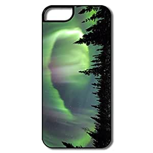 Cool Aurora Borealis Hard Cover For IPhone 5/5s