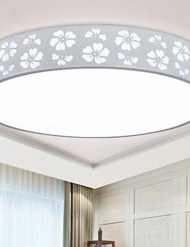 Yaomeimei LED、錬鉄製中空アウト、梅サイドサークルドームライト (Color : 白)  白 B07SVVMSQN