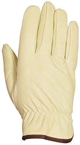 Bellingham C2356XL Top Grain Cowhide Driver Gloves, X-Large, Tan ()