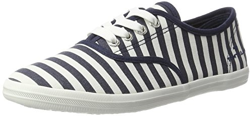 Donna navy Tailor Sneaker Tom Blu 2792402 00003 0qP8xtwF