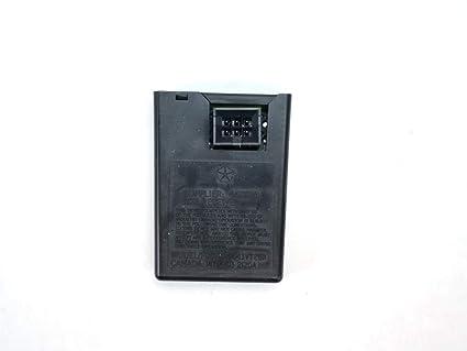 Dodge Ram Mopar Keyless Entry System - 82207153