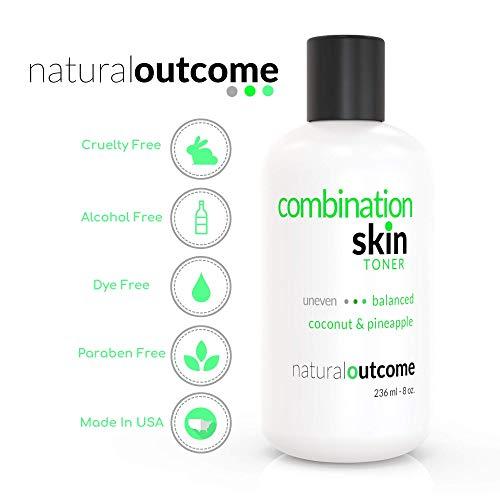 Buy natural toner for combination skin