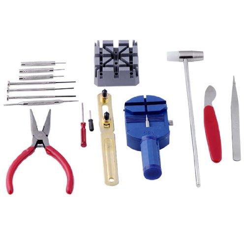 16-in-1 Tool Set Kit for Watch Repair - - 3