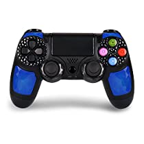 PS4 Controller - Dual Shock 4 Wireless Controller– Joystick with Sixaxis, Bluetooth, Super Power, Micro USB, Multi-touch Clickable Touch Pad- Dipsey Diamond