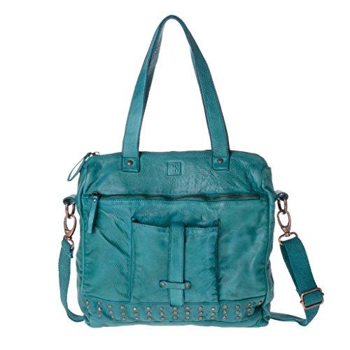 Dudu - Sac porté épaule - Timeless - Bag - Vert - Femme