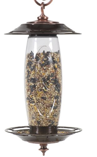 Perky-Pet 737S Sip or Seed Wild Bird Feeder (Bird Tube Wild Feeder)