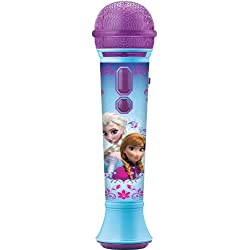 Frozen Magical MP3 Microphone-Colors Mary Vary