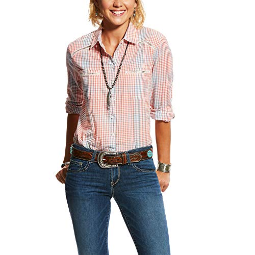 ARIAT Women's Canyon Shirt Multi Size Large