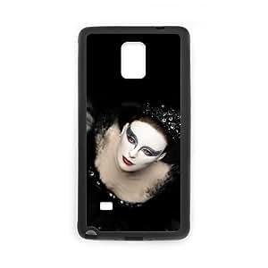 WJHSSB Black Swan Phone Case For Samsung Galaxy note 4 [Pattern-6]