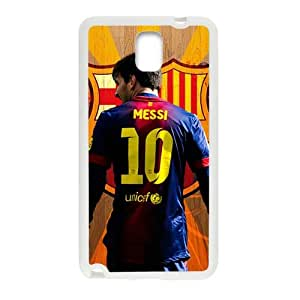 Messi 10 Unicef Fashion Comstom Plastic case cover For Samsung Galaxy Note3