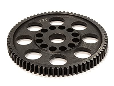 Integy Hobby RC Model C25793 72T Spur Gear for Traxxas 1/10 Nitro Slash